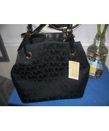 Michael Kors Jet Set Item Grab Bag Black $248 - $99.00
