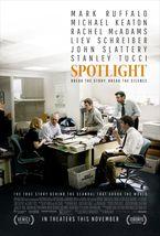 Spotlight Movie Poster (24x36) - Mark Ruffalo, Michael Keaton, Rachel M... - $26.00