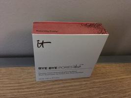 It Cosmetics Bye Bye Pores Blush Retail $32.00 Nib Naturally Pretty - $23.11