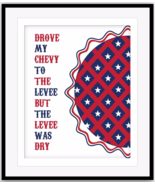 Don McLean AMERICAN PIE Rock Music Poster Song Lyric Art (PRINTS CANVAS ... - $19.79+