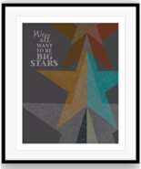 Counting Crows MR JONES Song Lyric Art Rock Music Poster (PRINTS CANVAS ... - $19.79+