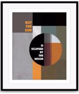 Pink Floyd ECLIPSE Rock Music Poster Song Lyrics Artwork (PRINTS CANVAS ... - $19.79+