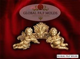 Twins Angel mold, Cake Decorating Fondant Baking Mould Tool  - $68.00