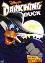 Disney Darkwing Duck - Vol. 1 (DVD, 2006, 3-Disc Set)