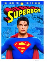 Adventures of Superboy: The Complete First Season (DVD, 2006, 4-Disc Set)