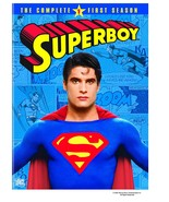 Adventures of Superboy: The Complete First Season (DVD, 2006, 4-Disc Set) - $6.95