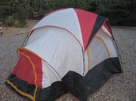 Ozark Trail backpacking tent, 3 man, 2 lockers - $42.54