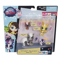 LPS Littlest Pet Shop VIP Style VIP Friends Girls Figure Toy By Hasbro N... - $14.83