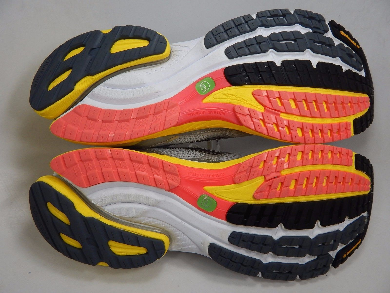 Adidas AdiZero Aegis 3 Women's Running Shoes Size US 10.5 M (B) EU 43 1/3 Silver