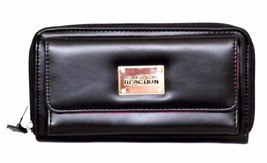 7Kenneth Cole Women URBAN ORGANIZER Faux Leather Ladies WALLET Red Blue ... - $21.55