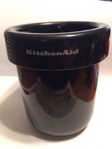 KitchenAid Black/Black Utensil Crock  Kitchen A... - $15.83