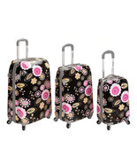 Rockland Luggage 3PC Set Hardcase Spinner Suitc... - $179.99
