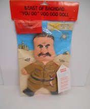 New in Package~1990 Beast of Baghdad Saddam Ins... - $15.00