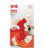 Souper Nylabone Dura Chew Double Bone for Dogs ... - $14.98
