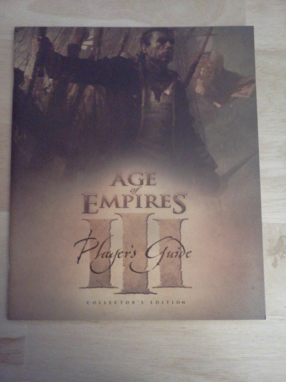 Lot of Age of Empires 3 Game Items! (DVD, Players Guide, Demo Disc)
