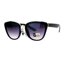 VG Occhiali Sunglasses Chic Double Frame Butterfly Fashion Womens - $11.95