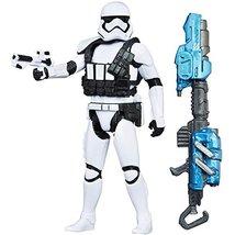 Star Wars the force awakening basic figure first-order Stormtrooper Corps leader - $31.10
