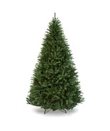 6 Feet Artificial Christmas Tree Unlit Un-decorated with Stand  Green Ho... - $116.81
