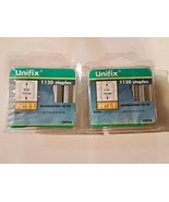 """2 Packs of Unifix 9/16"""" 14.3mm No. 11 Staples 1120 Per Package = 2240 St... - $10.39"""