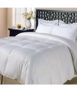 Down Alternative Comforter White Full/Queen All-Season Premier Microfibe... - $54.45