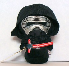 Hallmark Itty Bittys Star Wars The Force Awakens Kylo Ren Limited Editio... - $10.90