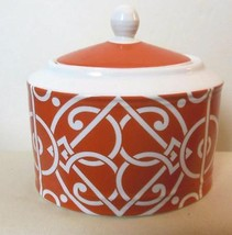 Pathways Persimmon by Nobel Excellence Covered Sugar Bowl - $15.00