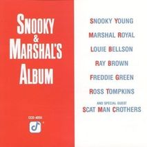 Snooky & Marshall's Album by Snooky Young (CD, Jul-2004, Concord Jazz) - $15.95