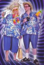 TACKY TRAVELER FAT SHORTS SET COSTUME ONE SZ - $40.00