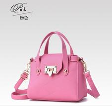 Mixed Color Women Leather Handbags Shoulder Bags Free Shipping Tote Bags M162-8 - $38.99