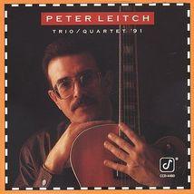 Trio/Quartet '91 by Peter Leitch (CD, Jul-2004, Concord Jazz) - $15.95