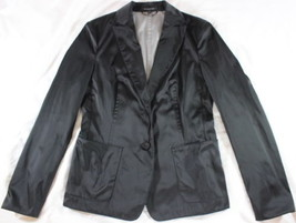 "STRENESSE $785 NWT BLACK ""FITTED"" BLAZER/JACKET --- 4 - $315.10"