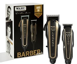 WAHL Professional 5 Star Series Barber Combo Model # 8180 Play Mat Kit f... - $154.96