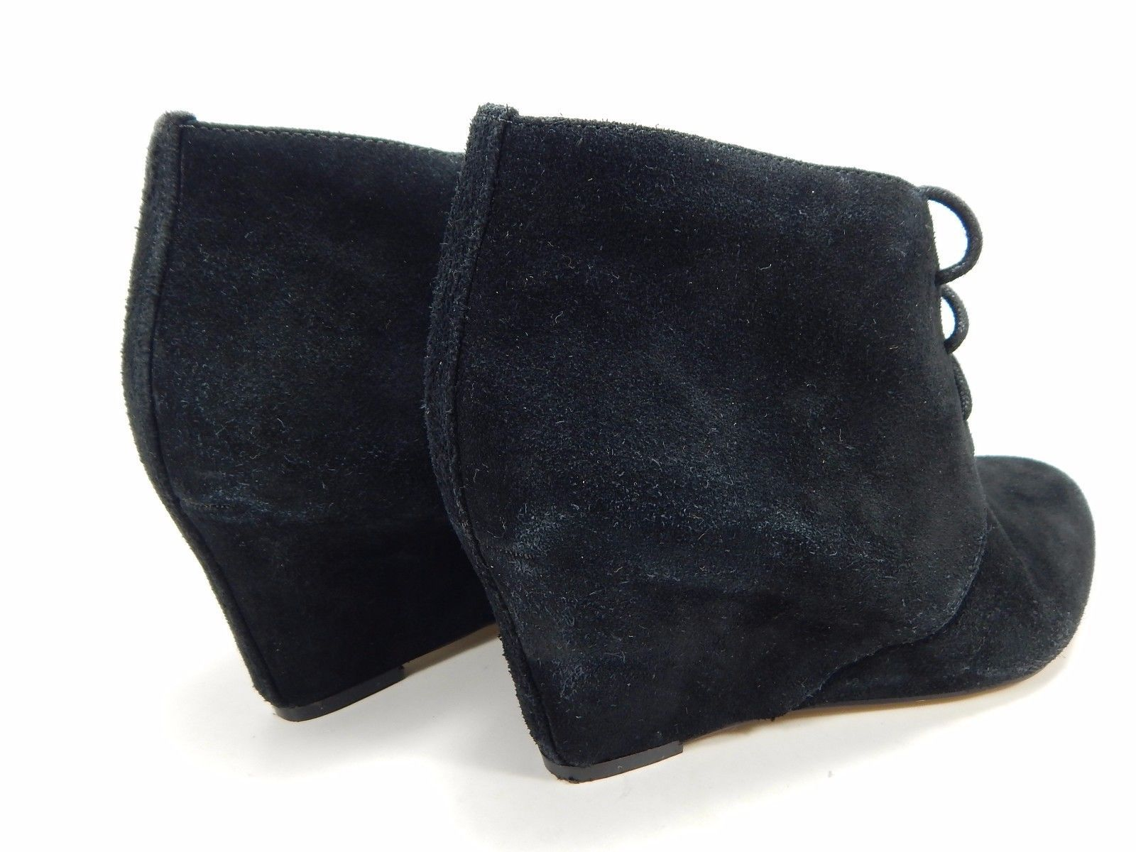 INC International Hadlee Wedge Platform Women's Size US 6.5 Black $99