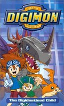 Digimon - The Digidestined Child [VHS] [VHS Tape] [1999]