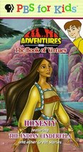 Adventures From the Book of Virtues: Honesty featuring The Indian Cinderella ...
