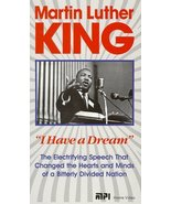 Martin Luther King, Jr. - I Have a Dream [VHS] [VHS Tape] [1963] - $0.98