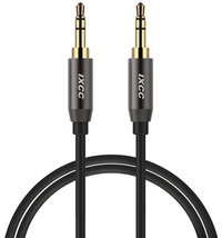 Male to Male 3.5mm Universal 3Ft Cable Cord Auxiliary Audio Stereo Devices  - $17.00