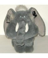 1/2 Price! Emotions Lamar Plush Woolly Mammoth 1984 Mattel - $11.00