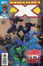 Mutant X, Edition# 6 [Comic] [Mar 01, 1999] Marvel - $3.16