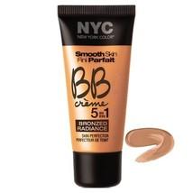 (3 Pack) NYC Smooth Skin BB Creme Bronzed Radiance - Light - $29.99