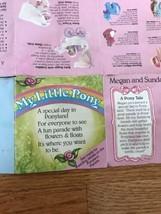 1988 My Little Pony Accessory Mail Offer Insert Pamphlet PONYLAND PARADE... - $4.92