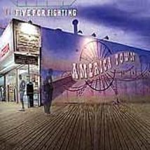 America Town by Five for Fighting (CD, Sep-2000, Aware Records (USA)) - $10.00
