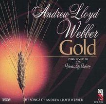 Andrew Lloyd Webber: Gold by Andrew Lloyd Webber (Composer) (CD, Oct-1995) - $9.00
