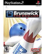Brunswick Pro Bowling (Sony PlayStation 2, 2007) - $9.00