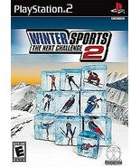 Winter Sports 2: The Next Challenge (Sony PlayStation 2, 2008) - £9.12 GBP