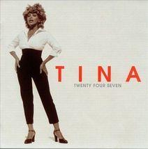 Twenty Four Seven by Tina Turner (CD, Nov-1999, Virgin) - $10.00