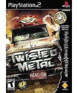 Twisted Metal: Head-On -- Extra Twisted Edition... - $28.00