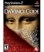 The DaVinci Code (Sony PlayStation 2, 2006) - $9.00