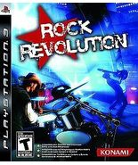 Rock Revolution (Sony PlayStation 3, 2008) - $5.00