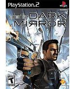 Syphon Filter: Dark Mirror (Sony PlayStation 2,... - $8.00